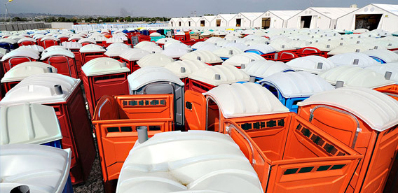 Champion Portable Toilets in Orange Park,  FL